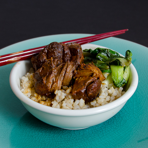 coca-cola braised pork