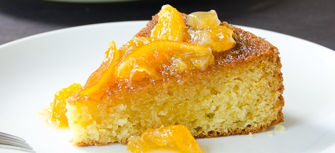 olive oil cake featured