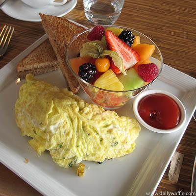garden omelette lure victoria