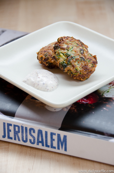 jerusalem turkey burgers |dailywaffle