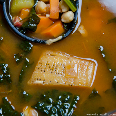 minestrone mark of a tasty soup|dailywaffle