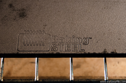 baking steel | dailywaffle