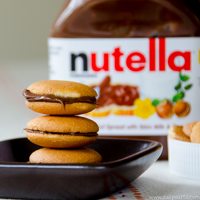 world nutella day cookies | dailywaffle