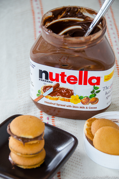world nutella day | dailywaffle
