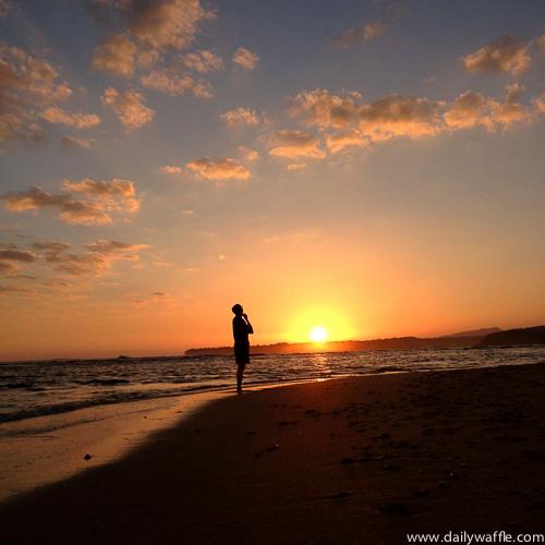 haena sunrise | dailywaffle