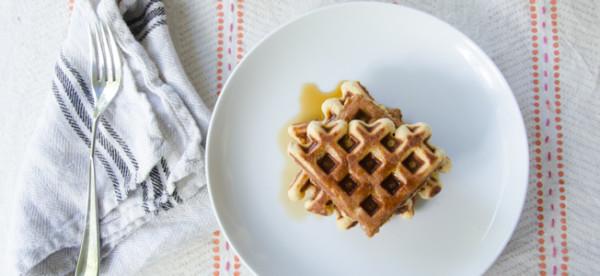 honey orange ginger waffles sticky|dailywaffle