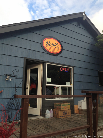 Hank's exterior | dailywaffle