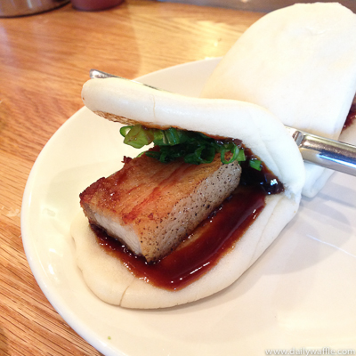 pork belly bun at uncle denver| dailywaffle
