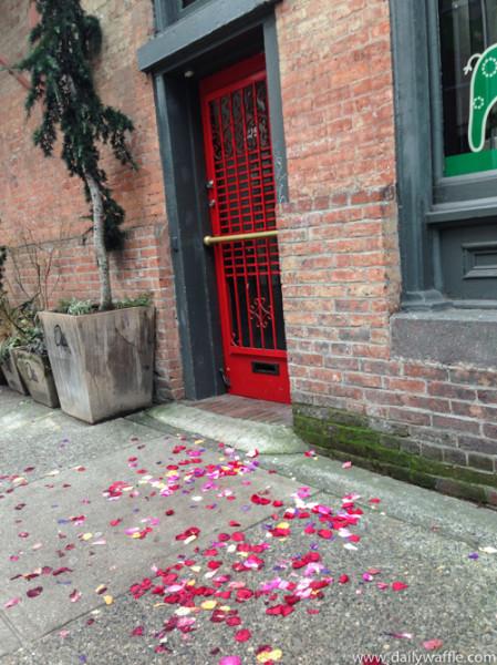 gastown flower shop| dailywaffle