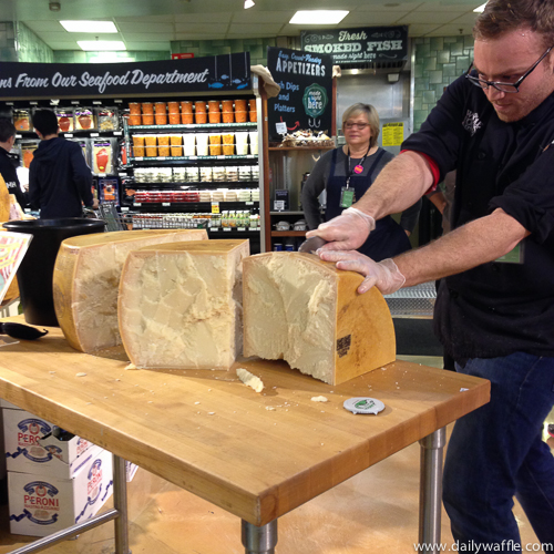 parmigiano reggiano parm crack| dailywaffle