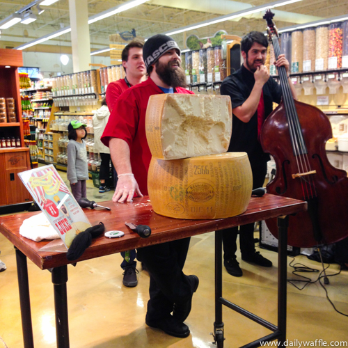 parmigiano reggiano parm crack whole foods winner| dailywaffle