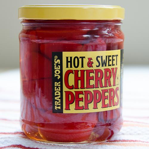 dailywaffle deluxe trader joe's hot n sweet peppers |dailywaffle