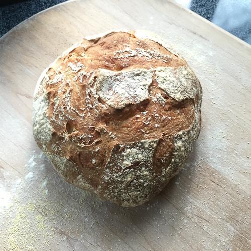 artisan bread in 5 boule | dailywaffle