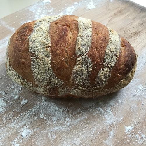artisan bread in 5 oval | dailywaffle