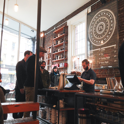 revolver coffee vancouver| dailywaffle
