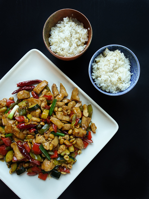 serious eats takeout style kung pao chicken| dailywaffle