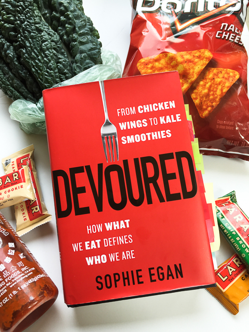 devoured by sophie egan |dailywaffle