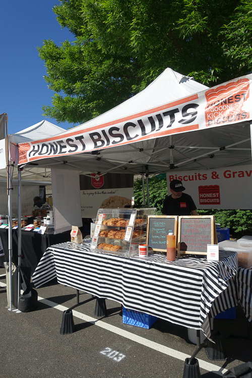 honest biscuits_issaquah farmers market |dailywaffle