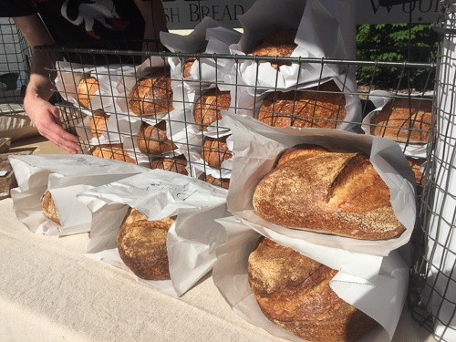 issaquah farmers market_proven bread |dailywaffle