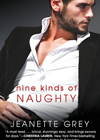 nine kinds of naughty jeanette grey