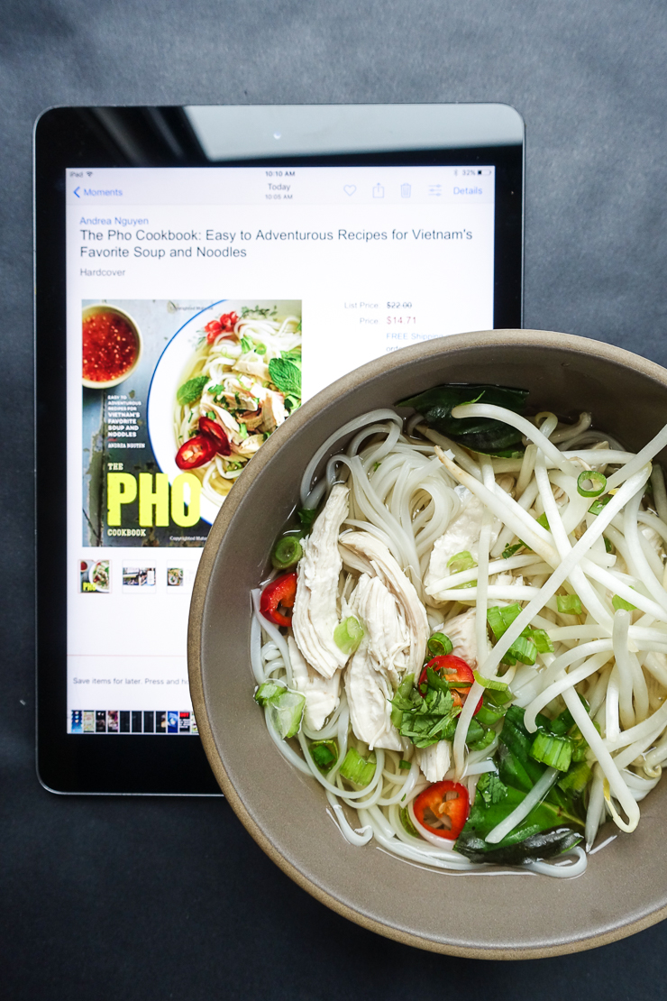 the pho cookbook chicken pho