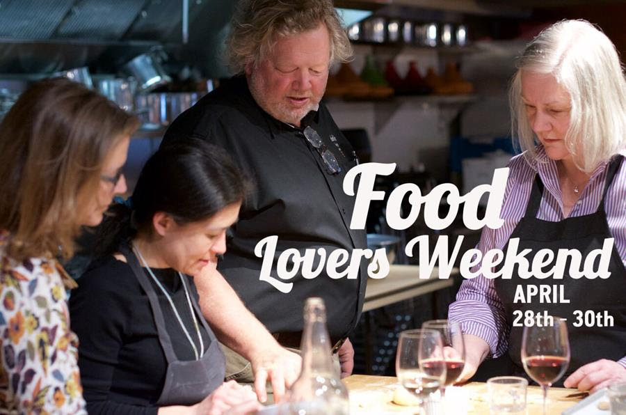 Food Lovers' weekend
