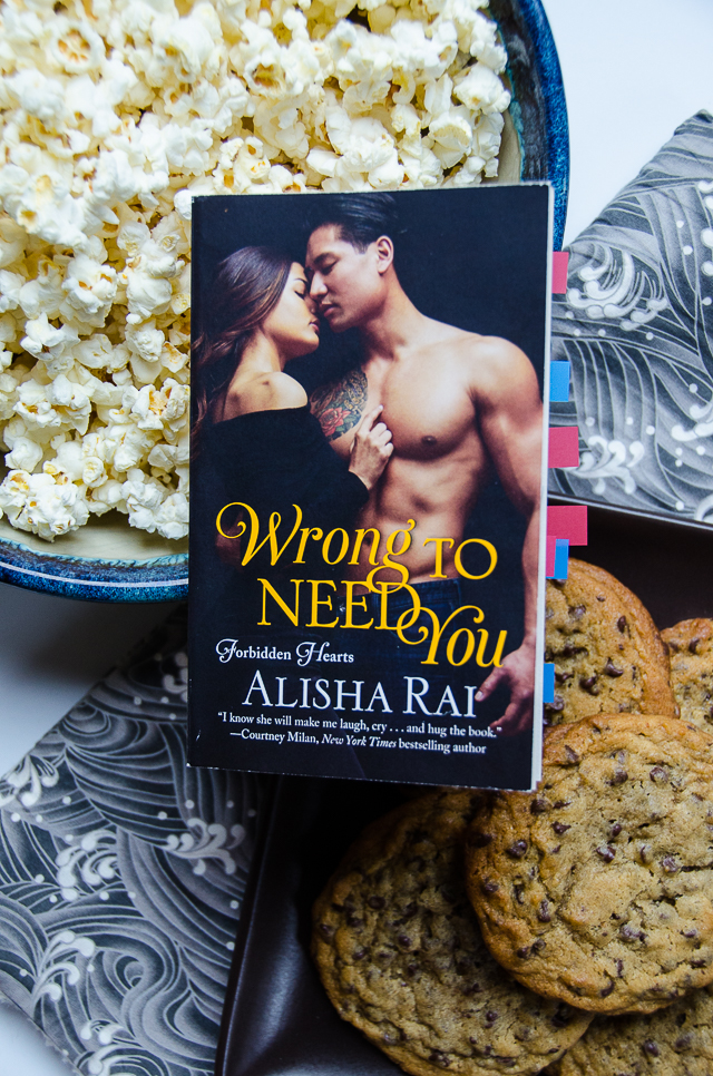 Wrong To Need You By Alisha Rai 5 Star Review Recipe Dailywaffle