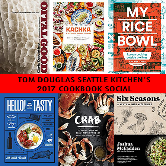 tom douglas cookbook social