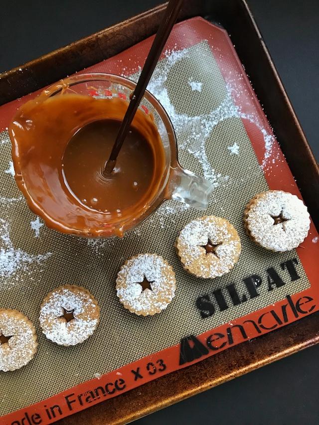 Smitten Kitchen Pretzel Linzers