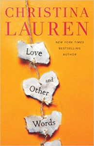 2018 most anticipated reads love and other words